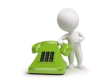 заказ по телефону